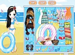 Beach Look DressUp
