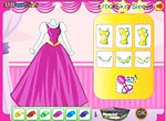 Design A Barbie Dress