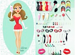 Pin Up Doll